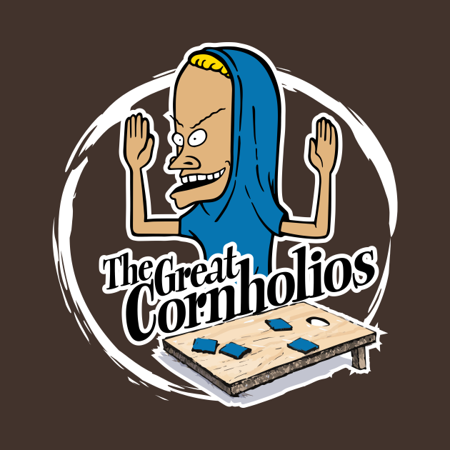 TeePublic: cornholio