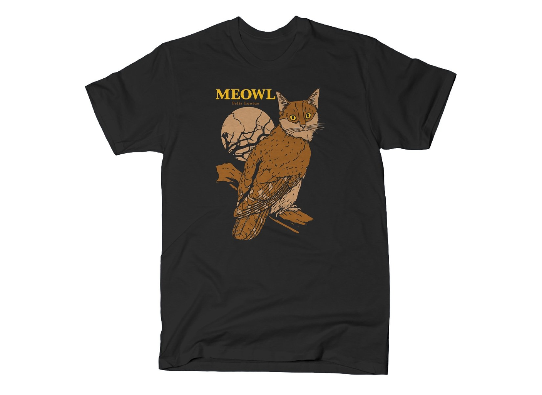 SnorgTees: Meowl