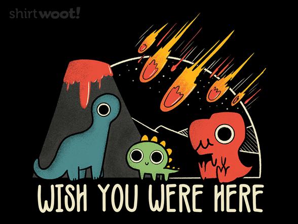 Woot!: Jurassic Wish