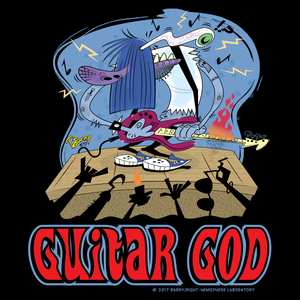 NeatoShop: Guitar God