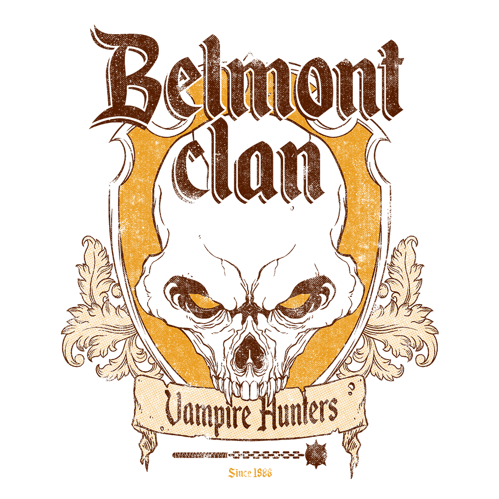 Pop Vulture: Belmont Clan by Teeketch