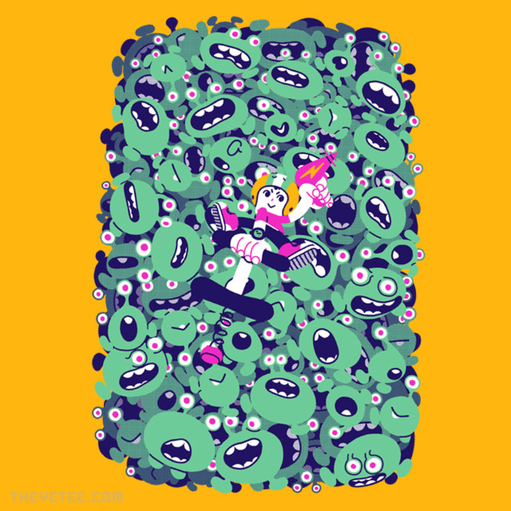 The Yetee: keen.exe