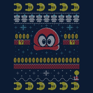 Once Upon a Tee: Ugly Odyssey Sweater