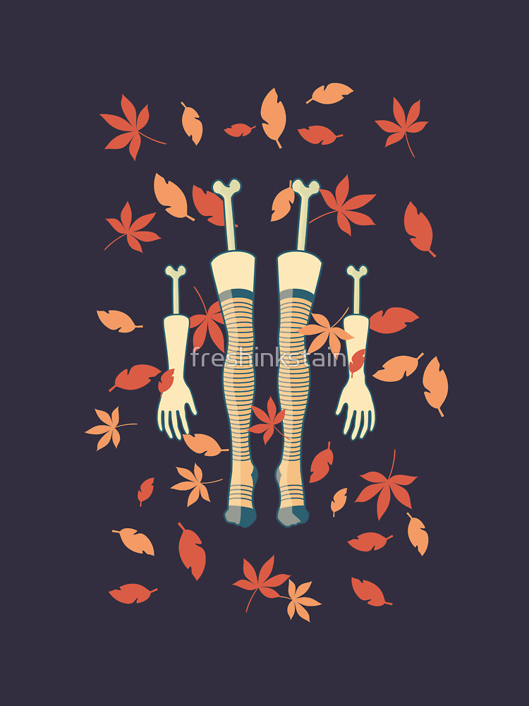 RedBubble: fall (in love)