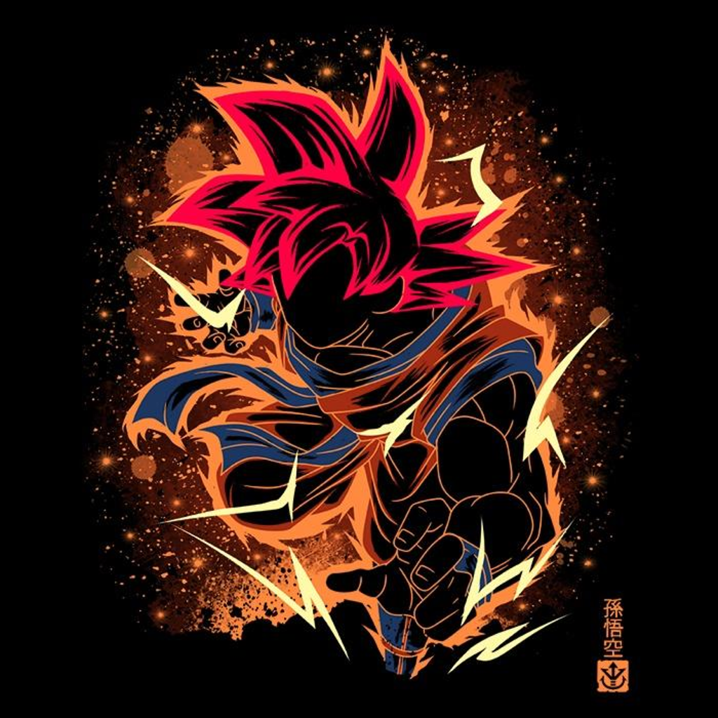 Once Upon a Tee: The Red Saiyan