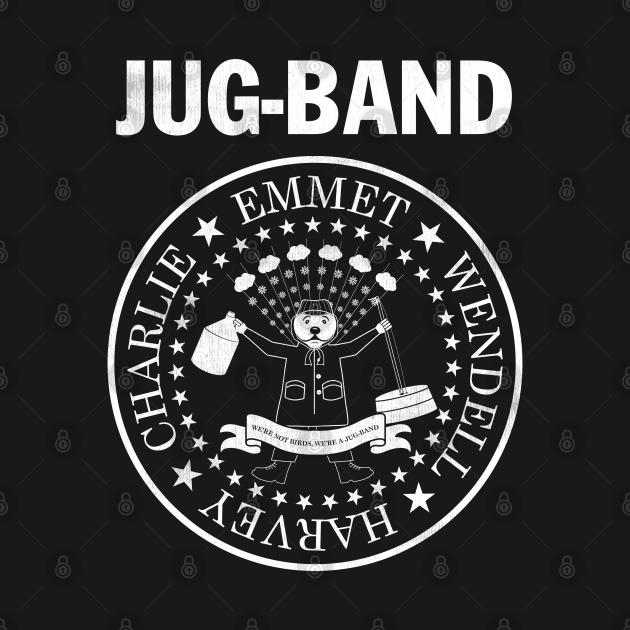 TeePublic: Jug Band