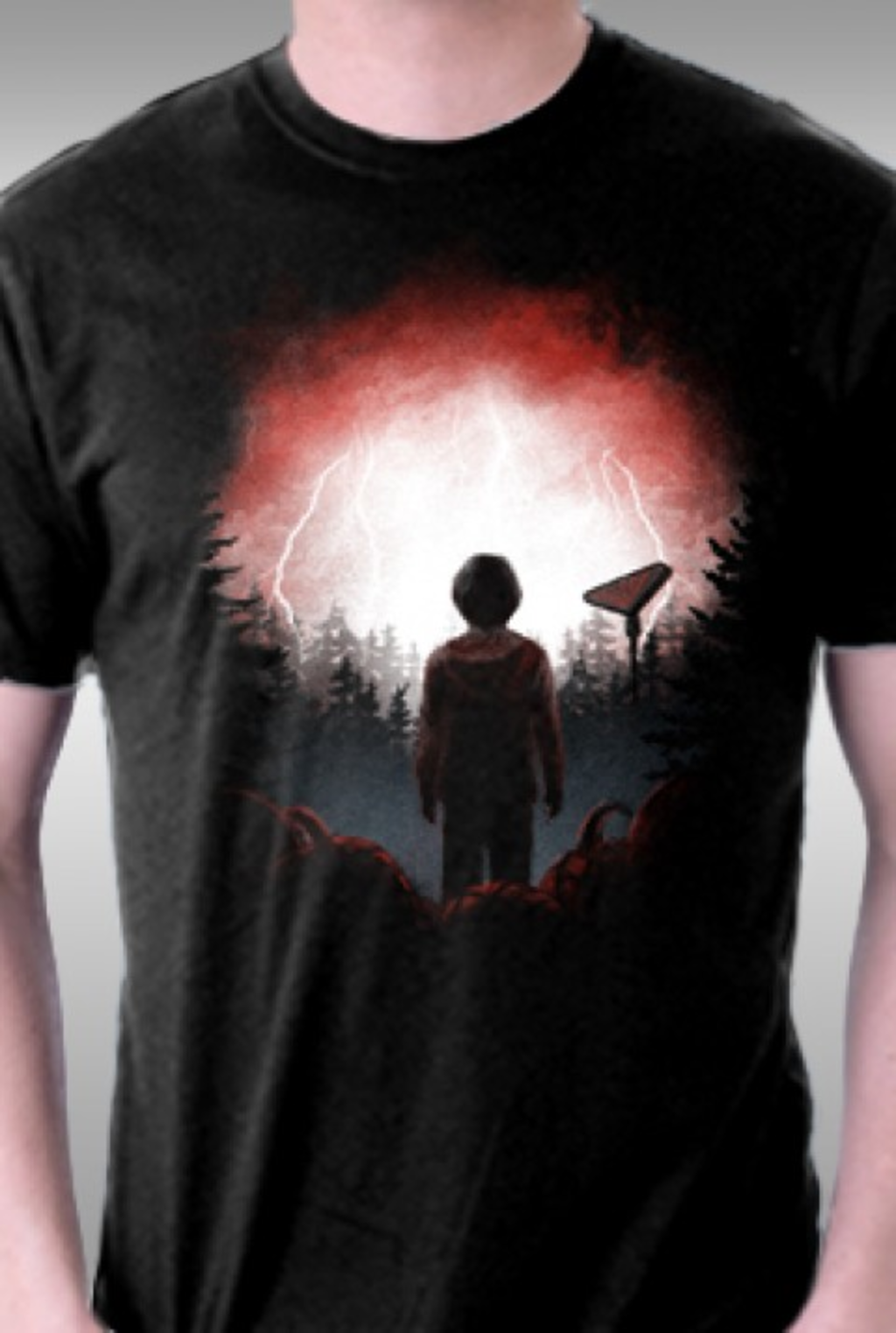 TeeFury: In The Shadow Of The Monster