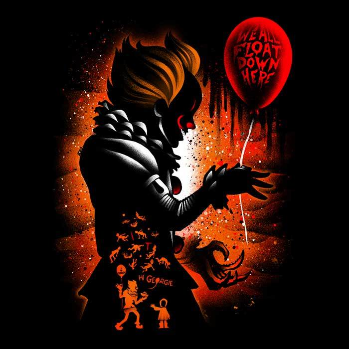 Once Upon a Tee: Dancing Clown
