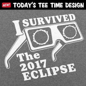 6 Dollar Shirts: Eclipse 2017