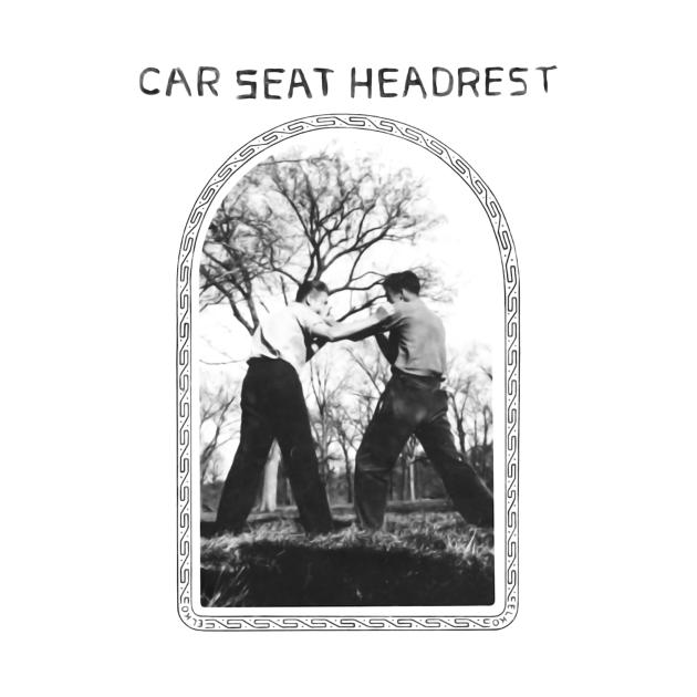 TeePublic: Car Seat Headrest Teens of Denial
