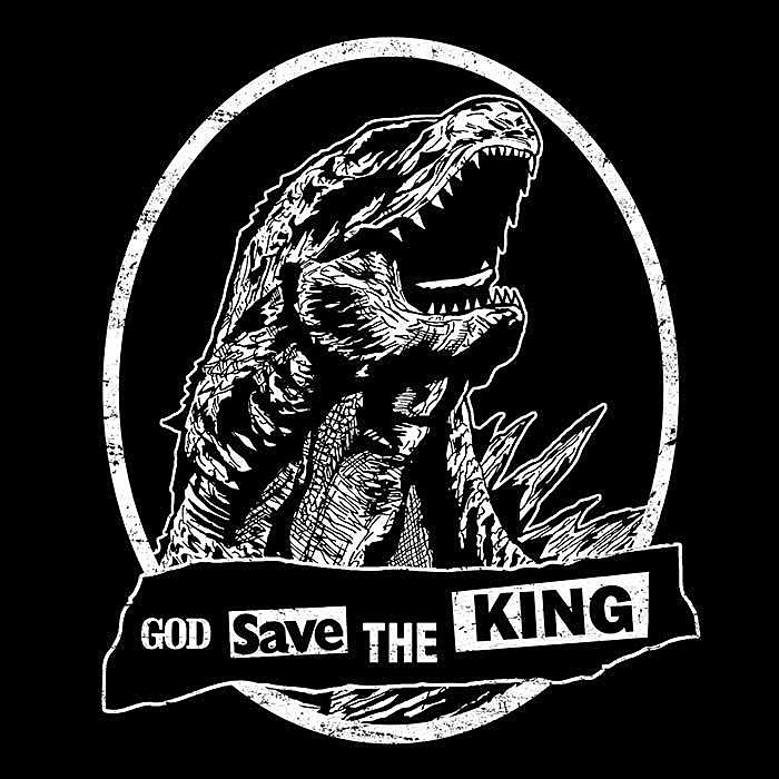 Once Upon a Tee: God Save the King