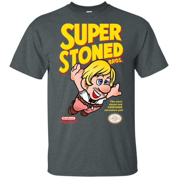 Pop-Up Tee: Super Stoned Bros