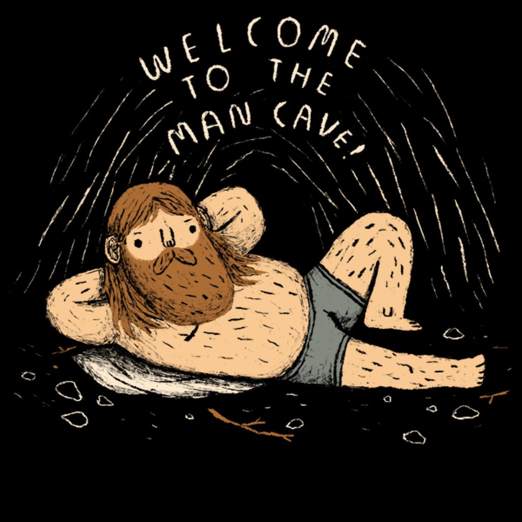 NeatoShop: man cave