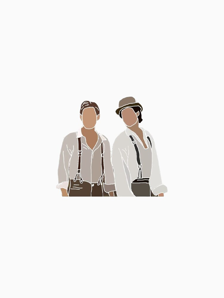 RedBubble: Stefan and Damon