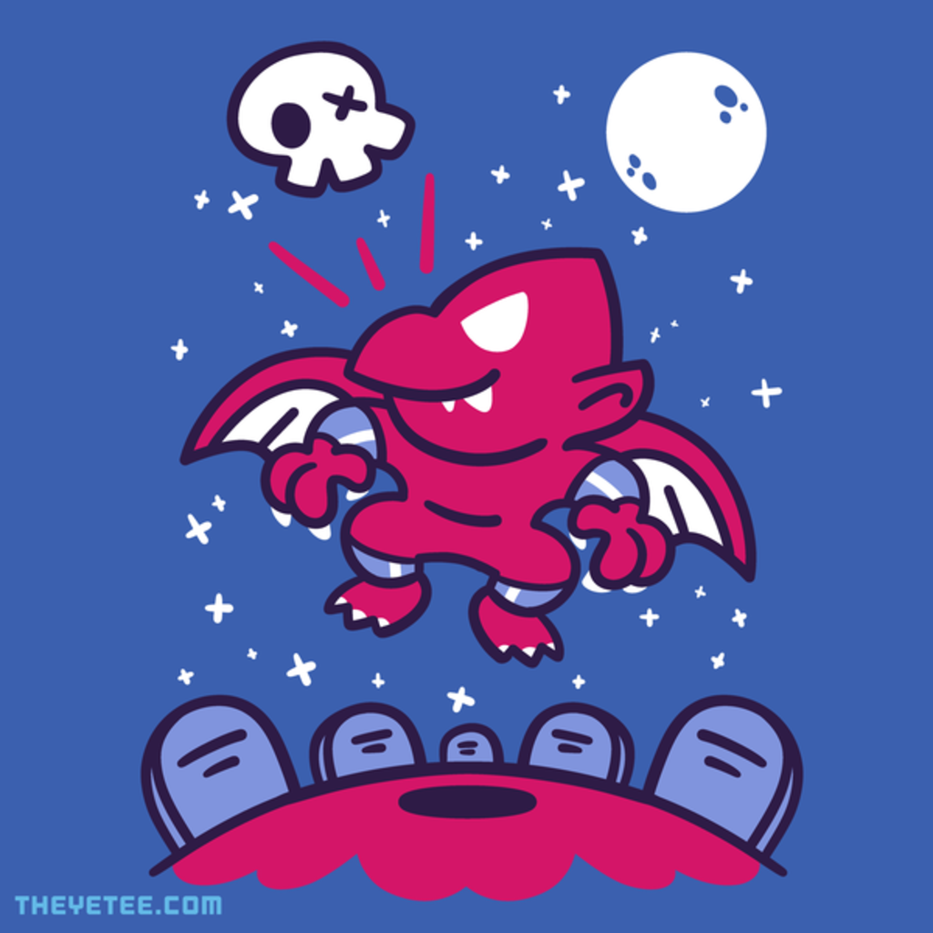 The Yetee: Spoopy Fire