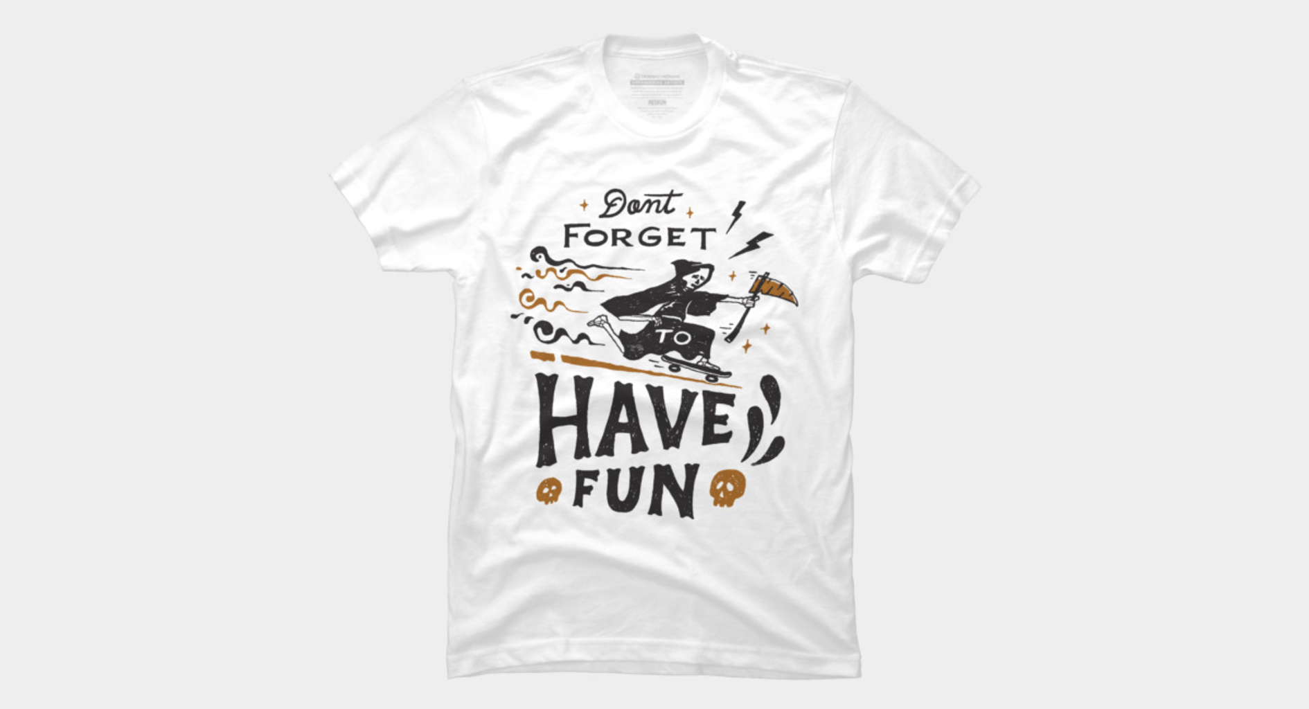 Design by Humans: Have Fun