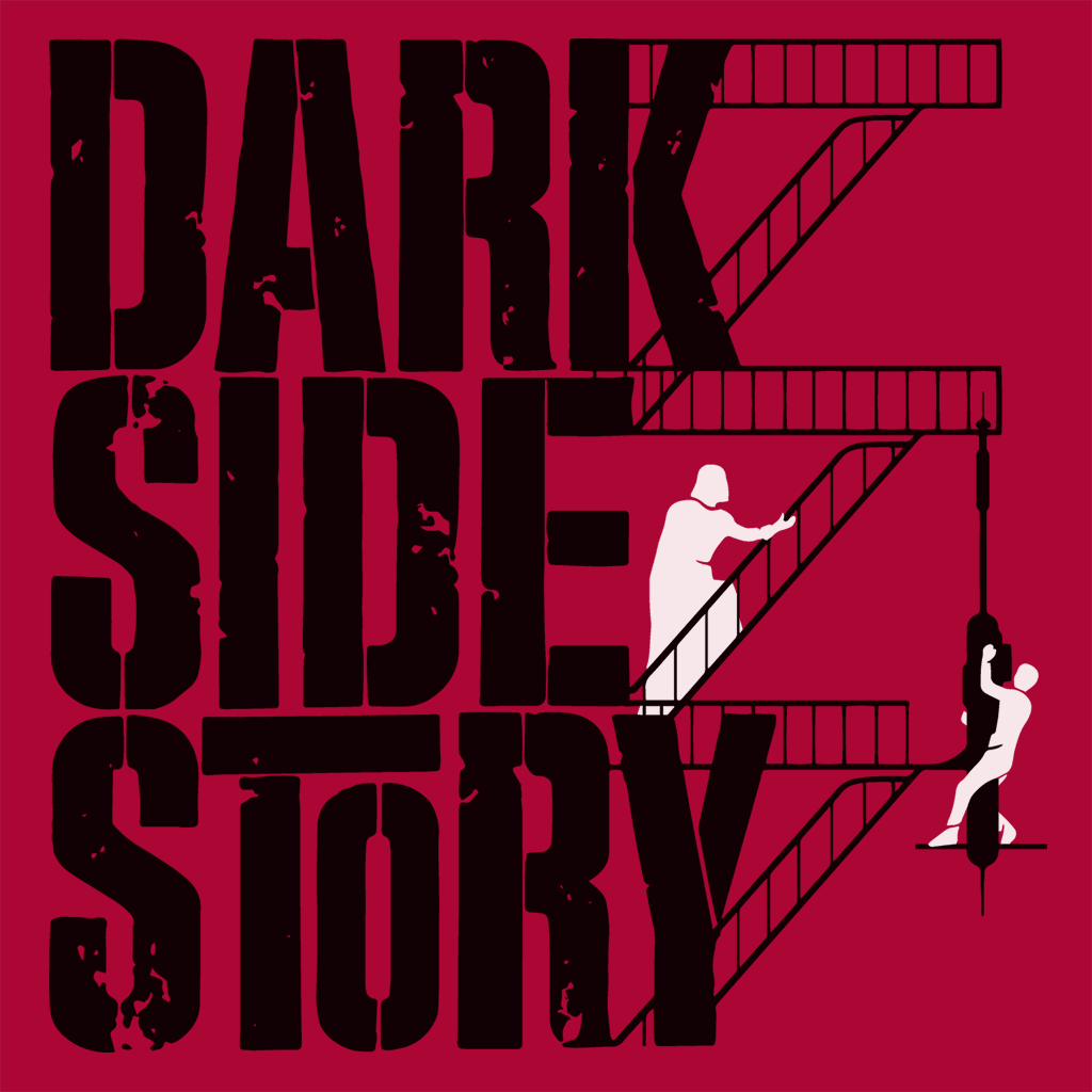 Pop-Up Tee: Darkside Story
