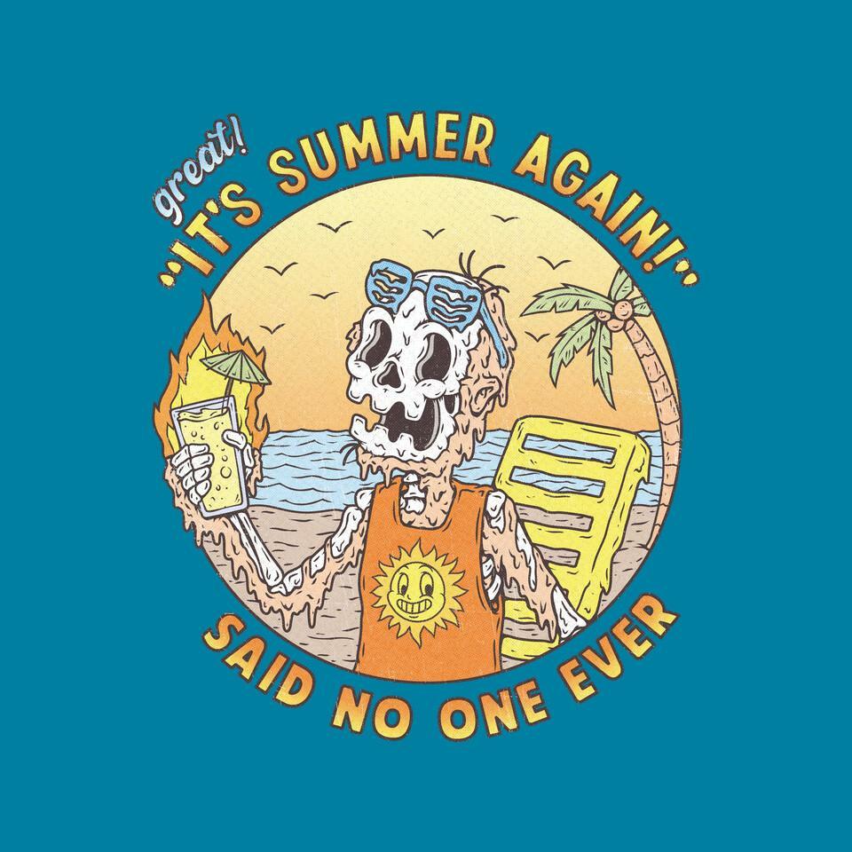 TeeFury: Summer Again!