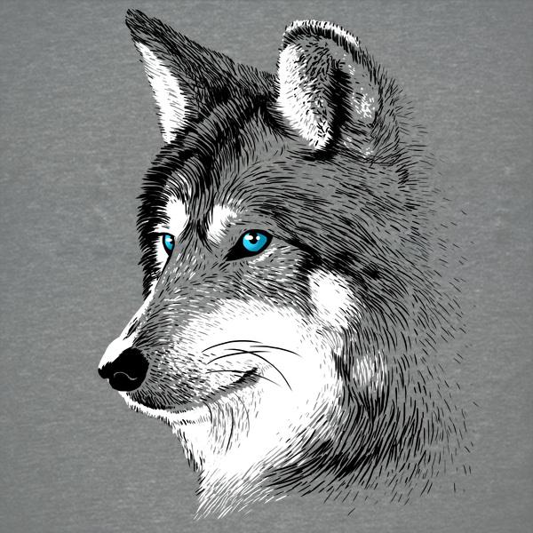 NeatoShop: Sketch Wolf