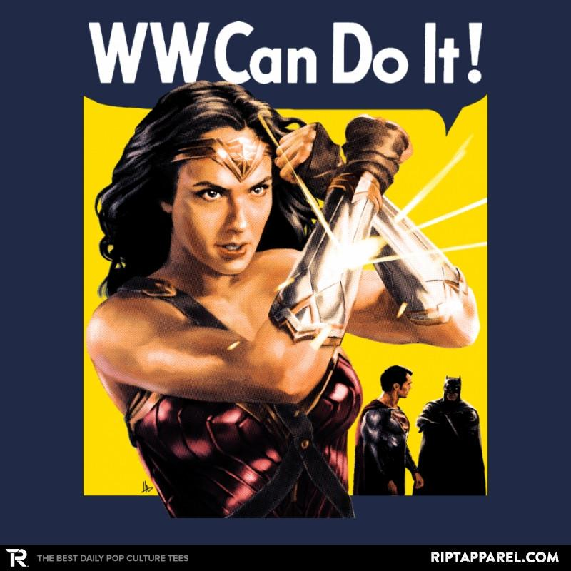 Ript: WW Can Do It!