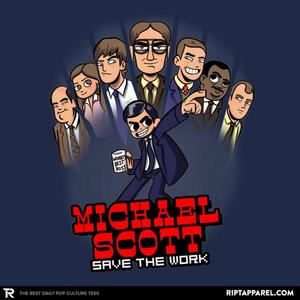 Ript: M Scott Saves The Work