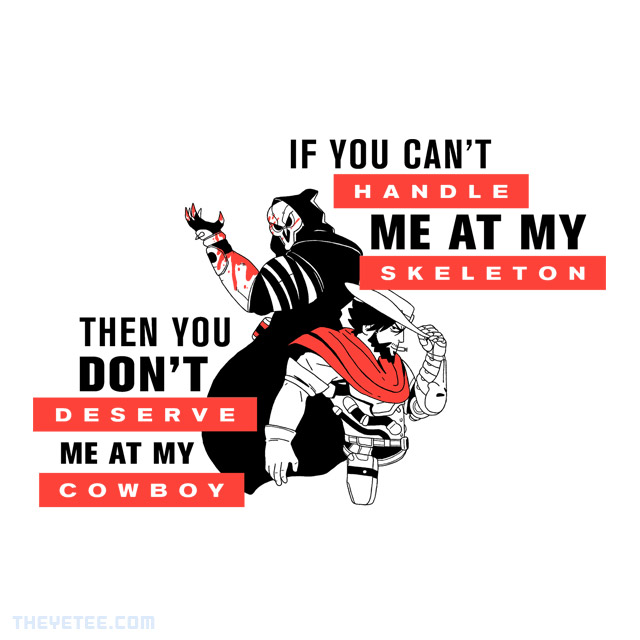 The Yetee: Can't Handle Me