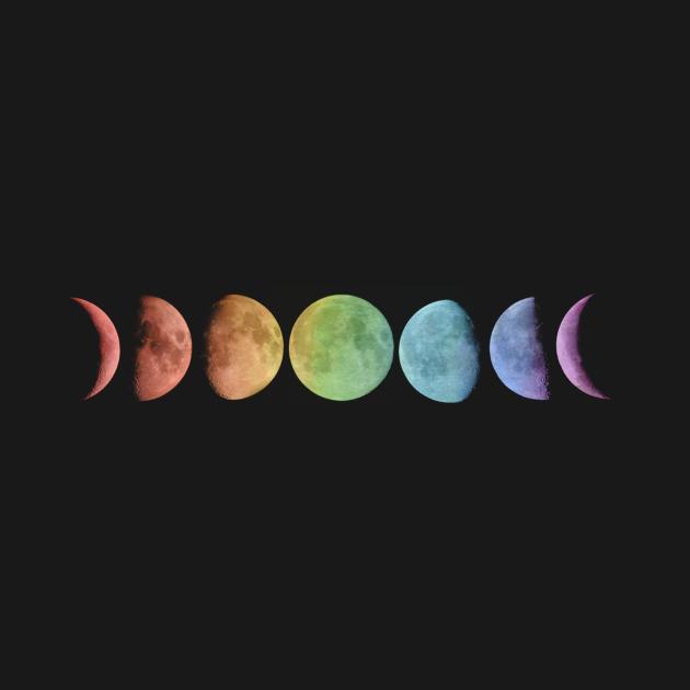 TeePublic: Rainbow Phase