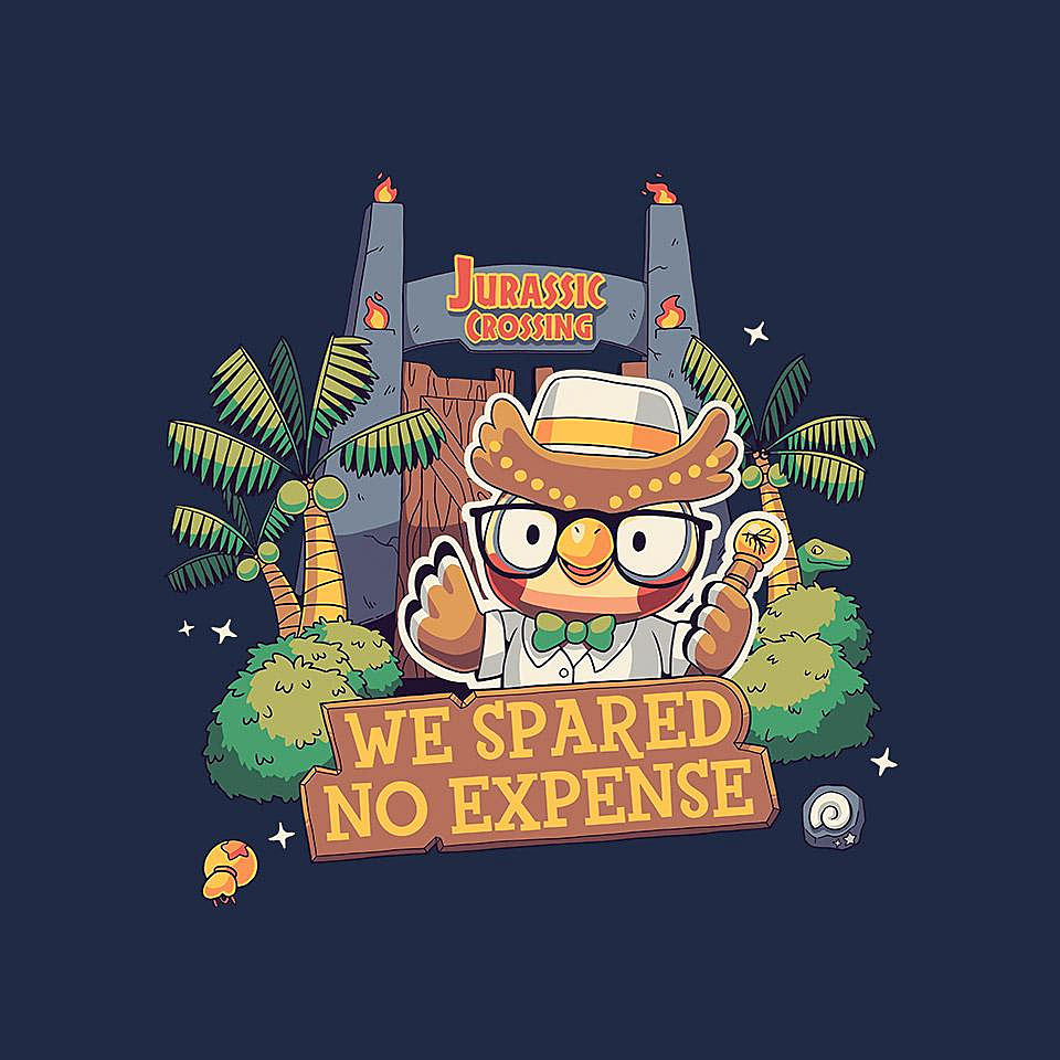 TeeFury: Spared No Expense