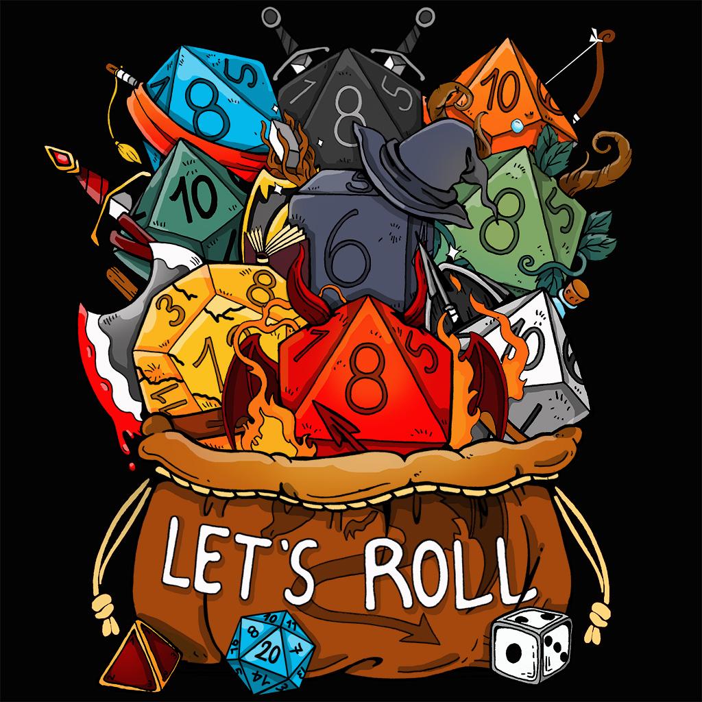 TeeTee: Let's Roll