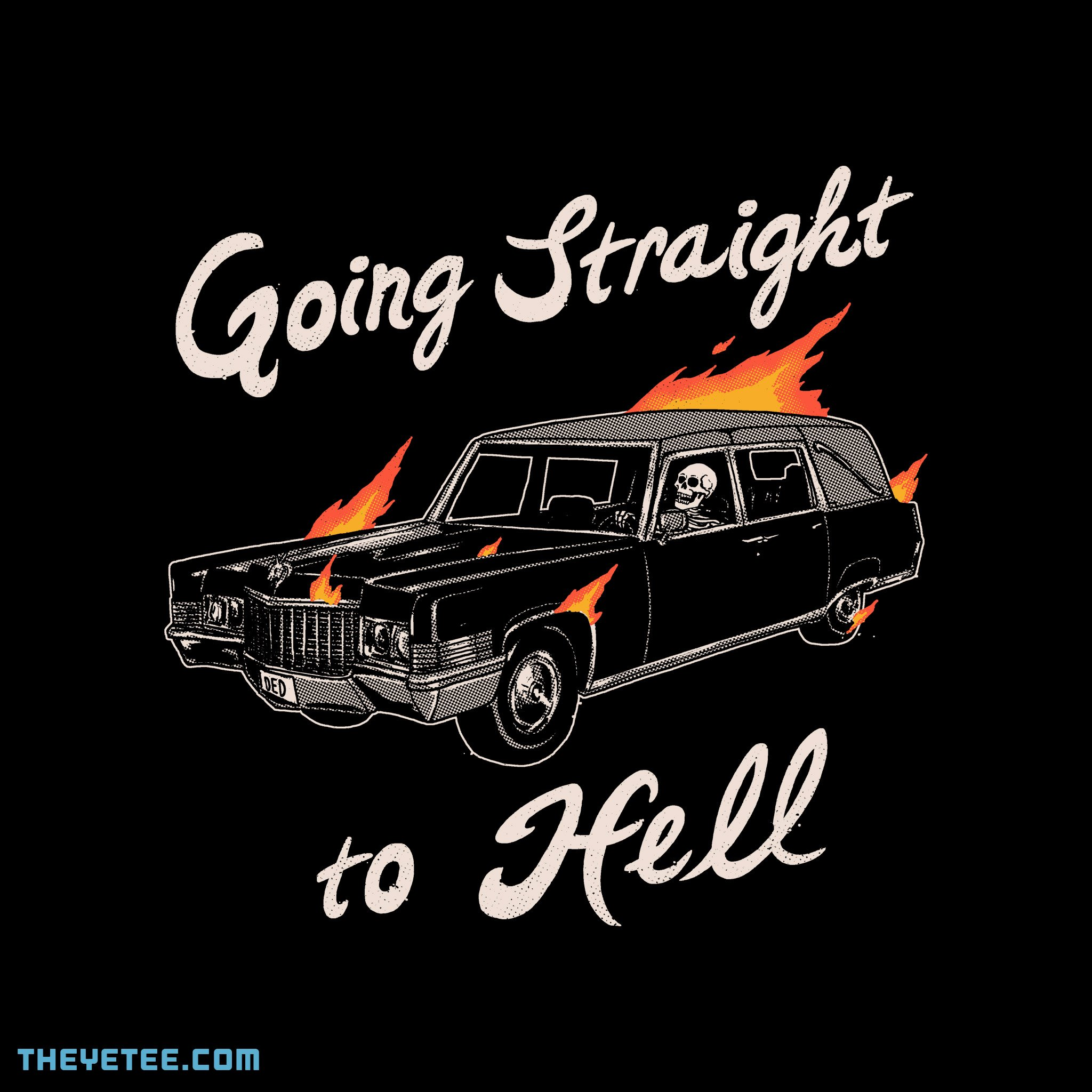 The Yetee: Going Straight To Hell