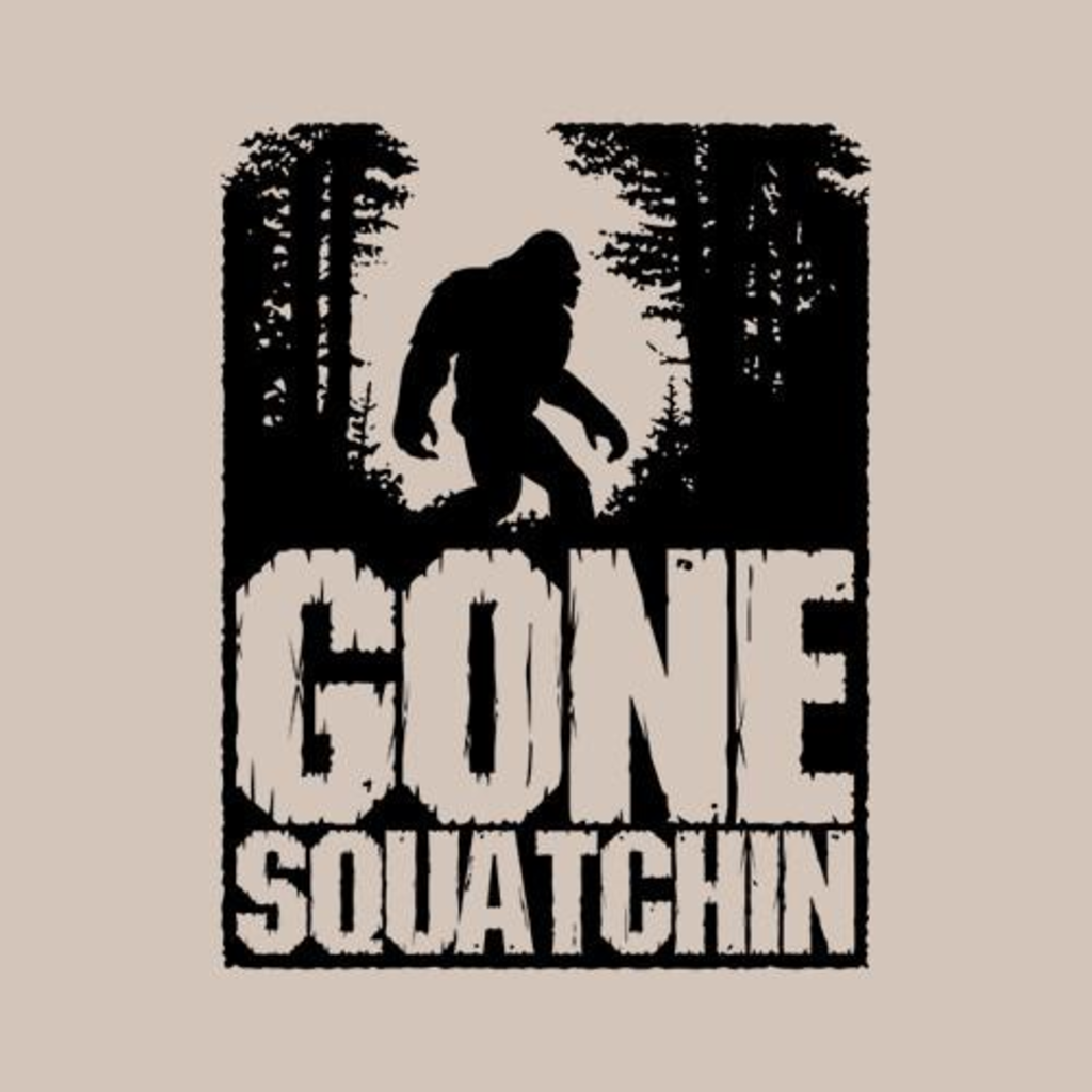 Five Finger Tees: Gone Squatchin T-Shirt