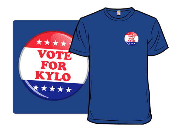 Woot!: Vote For Kylo