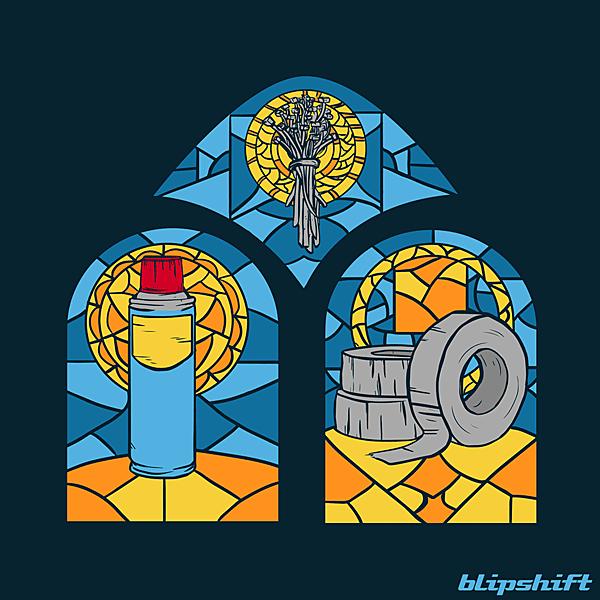 blipshift: Holy Trinity III