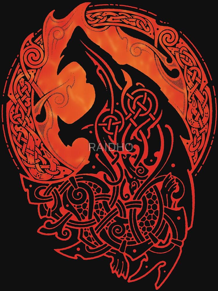 RedBubble: FENRIR. LOKI'S SON.