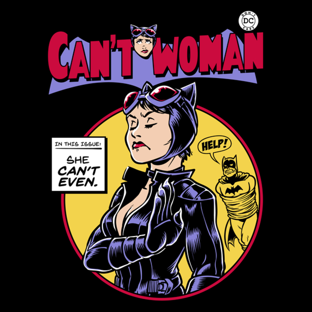 NeatoShop: Can't Woman