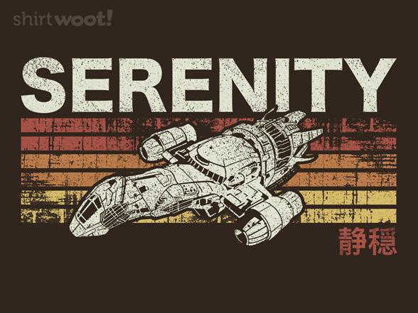 Woot!: Retro Serenity