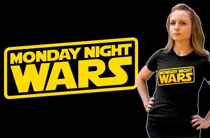 Top Rope Tuesday: Monday Night Wars
