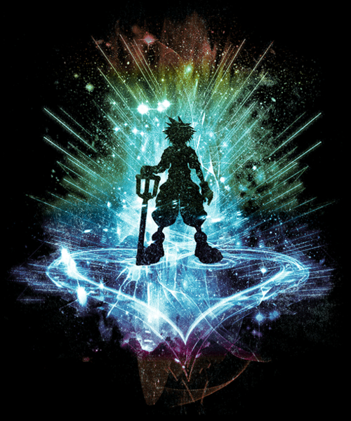 Qwertee: a key to the heart