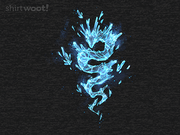 Woot!: The Ice Dragon