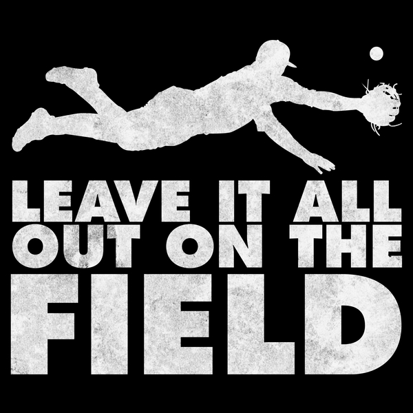 NeatoShop: Leave it all out on the field