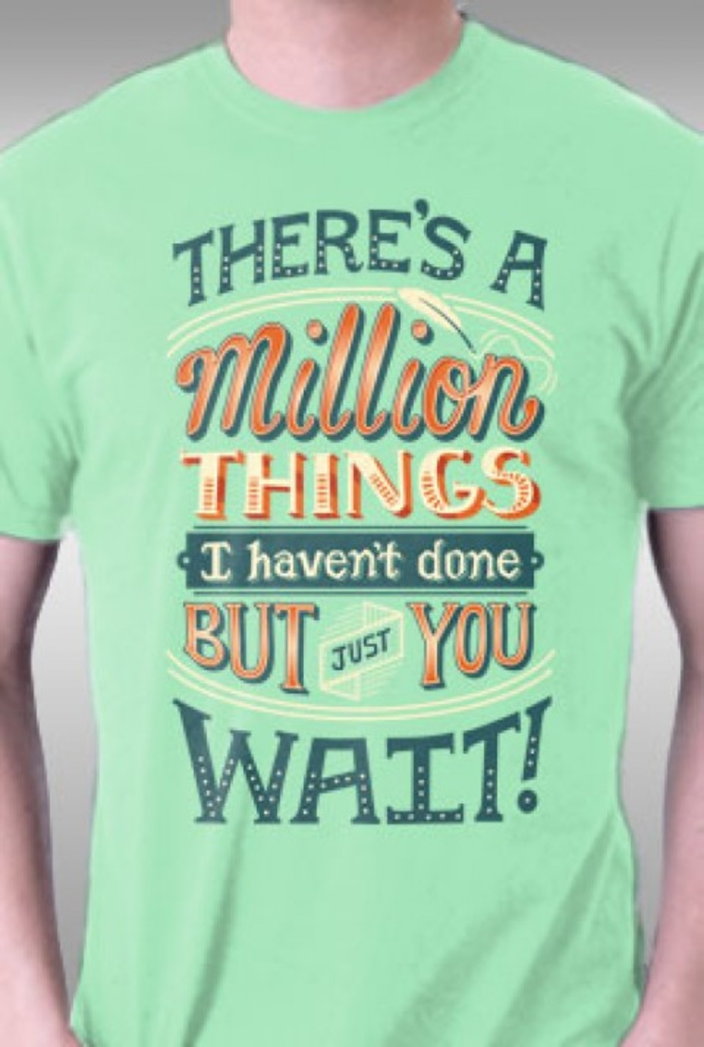 TeeFury: A Million Things