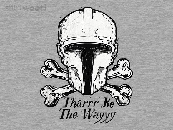 Woot!: Tharrr Be The Wayyy