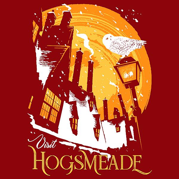 NeatoShop: Visit Hogsmeade (gold)