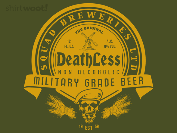 Woot!: Deathless - Squad Breweries - $7.00 + $5 standard shipping