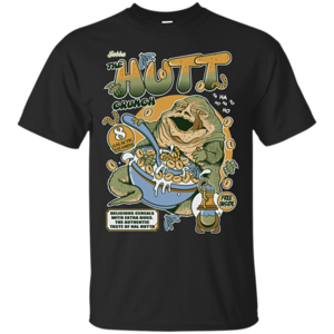 Pop-Up Tee: The Hutt Crunch