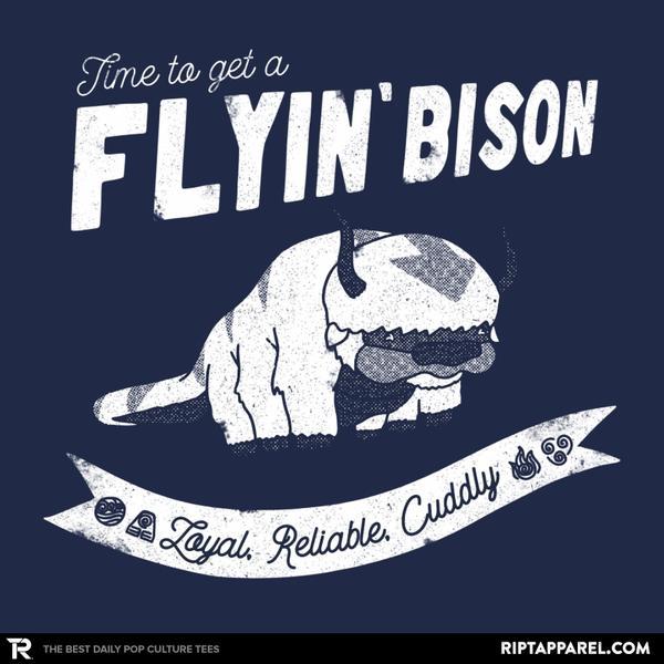Ript: Flyin Bison