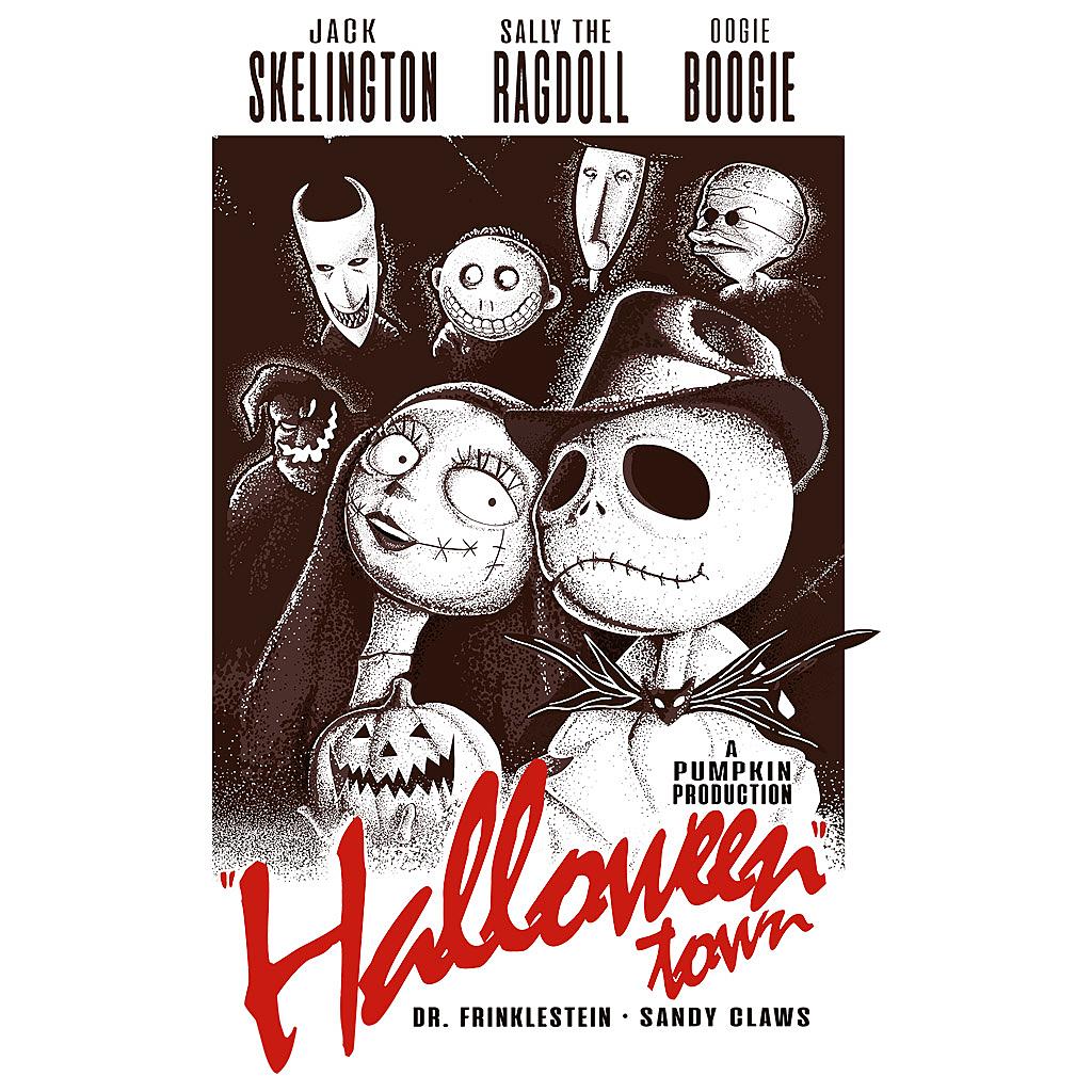 TeeTee: Halloween Town