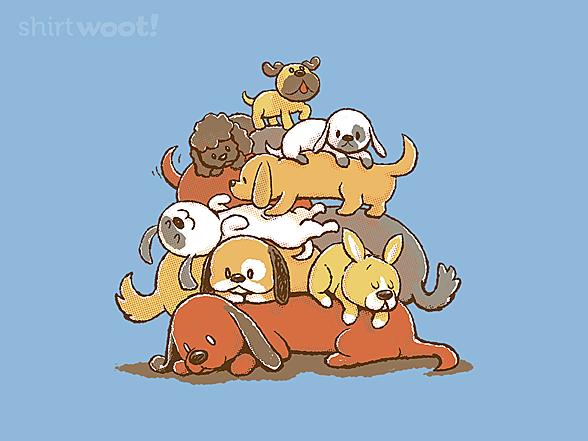 Woot!: Dog Pile