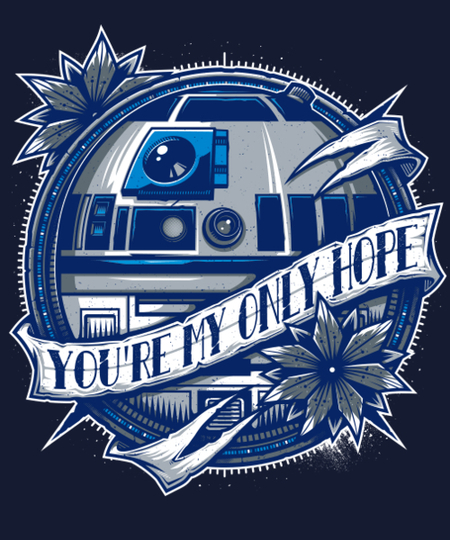 Qwertee: My only hope
