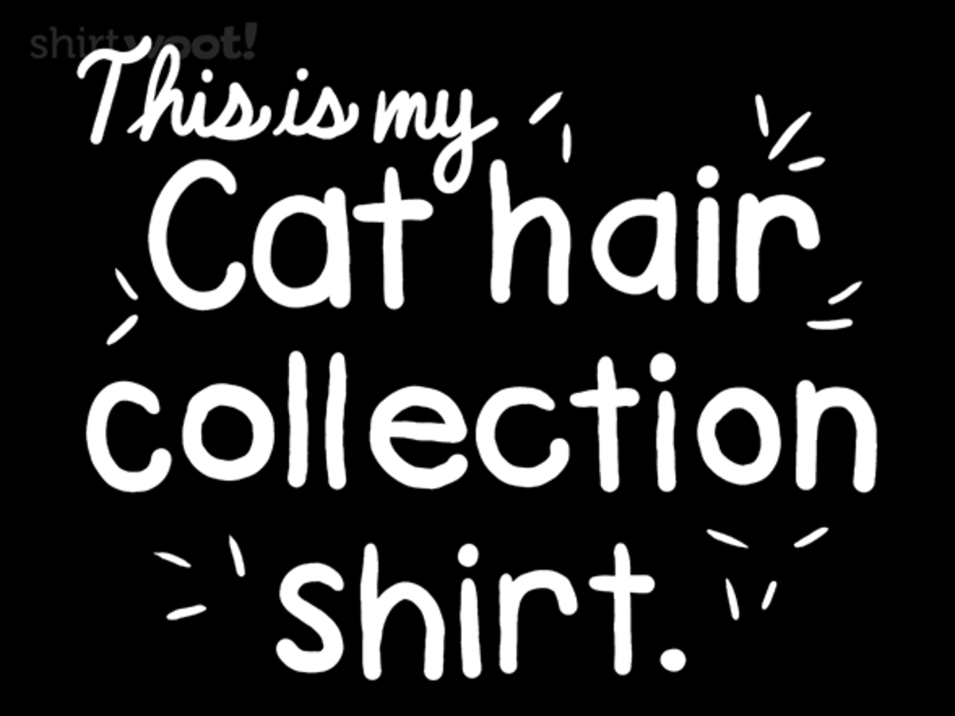 Woot!: Cat Hair Collector